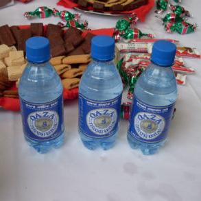 At the site of Cri Vrh - source Kiseljak, Tešanj municipality, Oaza will increase the pumpling of the mineral water from 1,200 to 9,504 liter per day.
