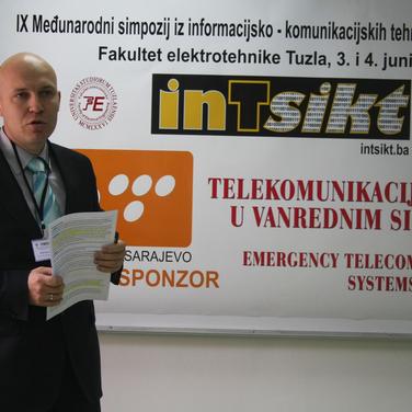 Međunarodni simpozij iz informacijsko‐ komunikacijskih tehnologija INTSIKT