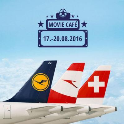 Lufthansa, Austrian Airlines i SWISS vas daruje od 17. do 20. augusta!