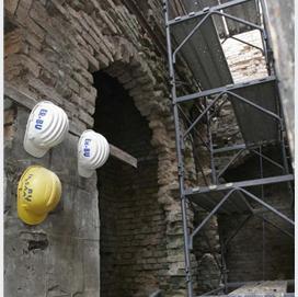 Isa-begov hamam: Urađeni novi temelji u unutrašnjosti hamama