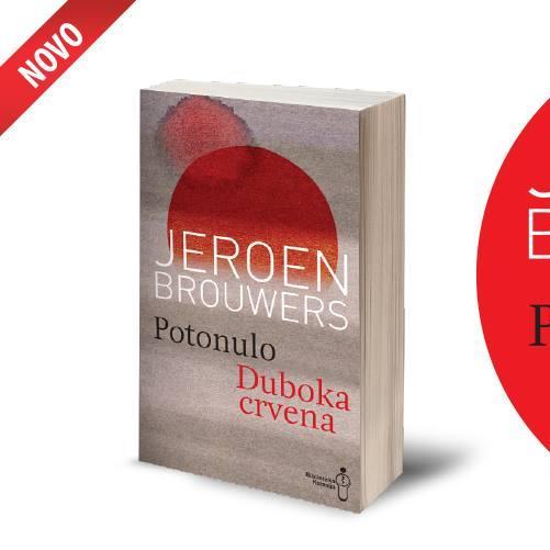 Dva kratka romana nizozemskog autora Jeroena Brouwersa, objedinjena u jednoj knjizi, objavljena su u Buybookovoj biblioteci Kolonija. S nizozemskog prevela Maja Weikert.