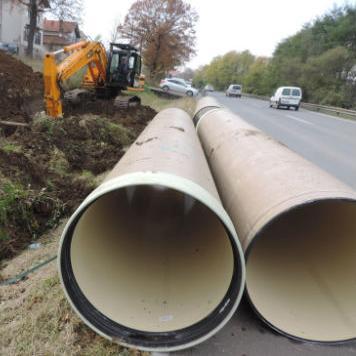 Ovo je najveći strateški projekat općine Tešanj za koji je u 2015. i 2016. godini izdvojeno cca 5,5 miliona KM.