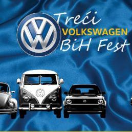 Ljubitelji i vlasnici Volkswagena zajedno na Trećem Volkswagen BiH Festu
