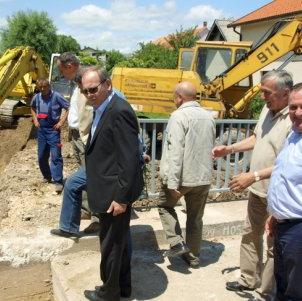 Potpisani ugovori za izgradnju kanalizacije u Tomislavgradu