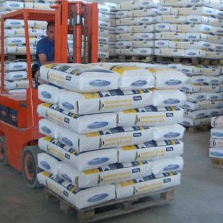 U 2016. godini došlo je do povećanja, te je izvoz žitarica u Tursku sa 12.000 skočio na 70.000 tona, a izvoz brašna sa 4.000 na 70.000 tona.