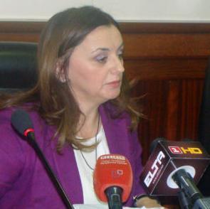 Načelnik opštine Mrkonjić Grad Divna Aničić najavila je da će naredne godine raditi na dovođenju investitora u poslovnu zonu koja se gradi u mjestu Podbrdo.