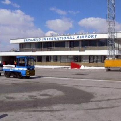 U augustu rekordan broj putnika na aerodromima u FBiH
