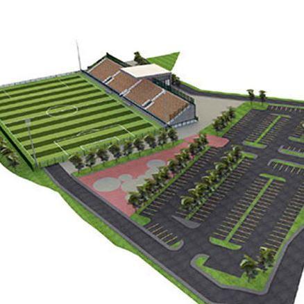 Zbog upitnih parcela čeka se izgradnja sportskih terena u Faletićima