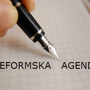 For the past ten months, reforms from the Reform Agenda have been realized by the work of government representatives together with international institutions such as World bank.
