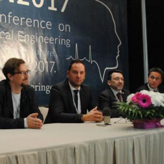 Međunarodna konferencija o medicinskom i biološkom inžinjeringu (CMBEBIH 2017) svečano je otvorena u hotelu Hills.
