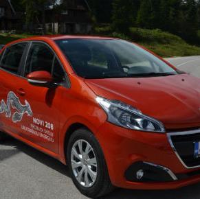 Predstavljen novi Peugeot 208