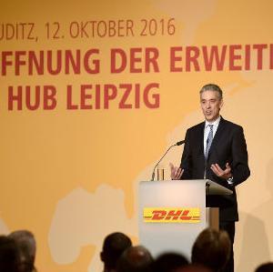 DHL Express otvorio novi sortirni centar u Lajpcigu
