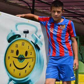 VGT i Netvision omogućili Esedu Hodžiću boravak u nogometnom kampu