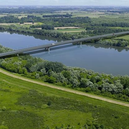 Izgradnja mosta na Savi neće početi do polovine 2015. godine