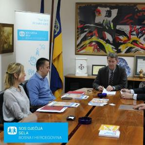 YES projekt SOS Dječijih sela BiH u Tuzli sprovodi svoje aktivnosti
