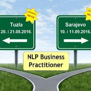 NLP Business Practitioner - prvi stepen edukacije u NLP-u