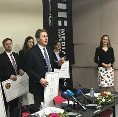 Diplomatski zimski bazar podržao SOS Program Jačanja porodica