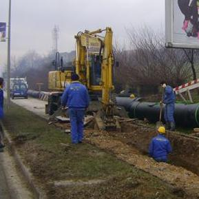 Za nastavak radova na rekonstrukciji vodovodne mreže 3,9 miliona KM