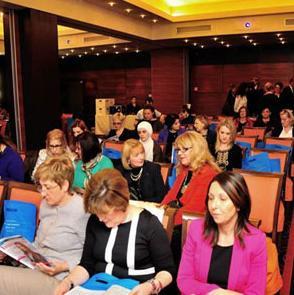 Libor Krkoska, direktor EBRD-a u BiH je jučer na konferenciji Snaga žene, koja je za cilj imala promociju ženskog poduzetništva, najavio da će ova banka nastaviti na podršci ženskog poduzetništva u BiH.