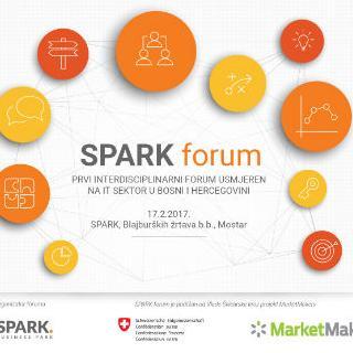 Mjesto događaja je SPARK caffe, a vrijeme događanja je petak, 17.2.2017. u 14 sati.