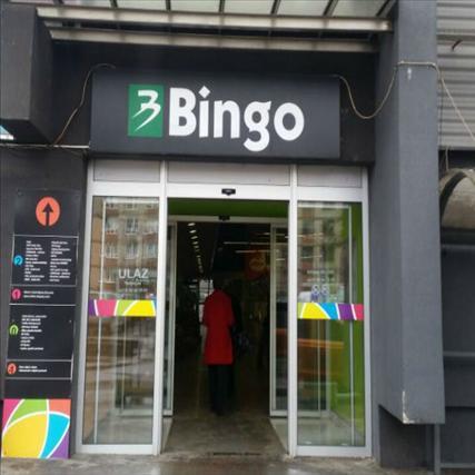 U petak 3. marta u 14 sati kompanijaBingo otvara novihipermarket u sarajevskom naselju Otoka, u sklopu Otoka Shopping centra.