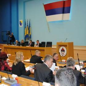 Narodna skupština Republike Srpske nastaviće danas sjednicu razmatranjem prijedlog odluke o usvajanju prijedloga izmjena i dopuna Prostornog plana Republike Srpske do 2025. godine.