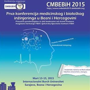 Još 10 dana do održavanja konferencije CMBEBiH2015