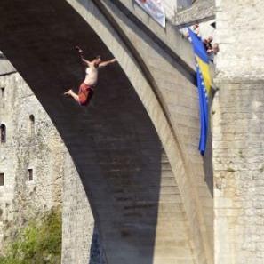 Završeni 450. skokovi sa Starog mosta, pobjednik Lorens Listo