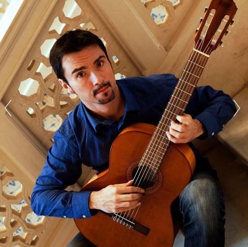 Adnan Ahmedić, bh. muzičar: Nastavnik i gitarista