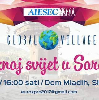Organizator najvećeg evropskog sajma kultura je omladinska organizacija AIESEC.