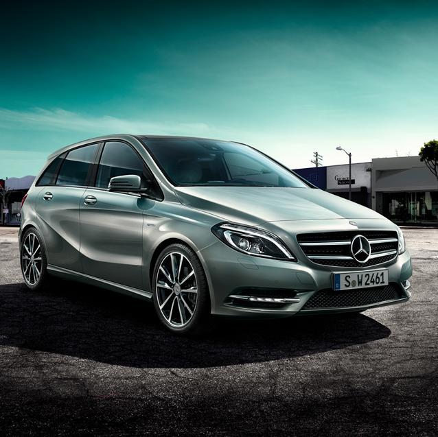 Mercedes B-Klasa: Savršen sadržaj zahvaljujući ogromnom izboru