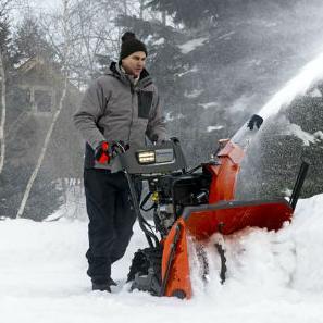 Husqvarna bacači snijega