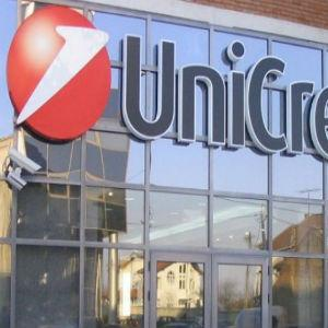 UniCredit banka prijavila gubitak od 11,8 milijardi eura u 2016. godini