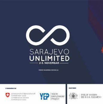 Prvi regionalni Forum biznis inovacija Sarajevo Unlimited 2016 u novembru