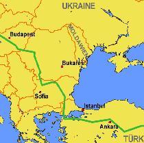 Azerbejdžan se povukao iz projekta Nabucco
