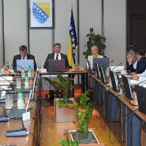 Vijeće ministara Bosne i Hercegovine je na današnjoj sjednici podržalo Nacrt zakona o izmjenama i dopunama Zakona o akcizama,
