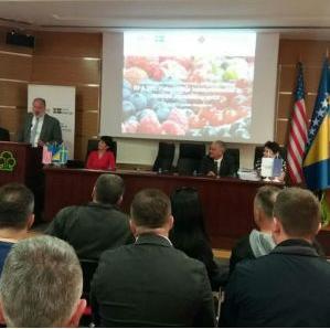 Vanjskotrgovinska komora BiH kao jedan od partnera USAID/Sweden FARMA II projekta.