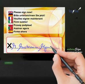 Digitalne potpisne tablice