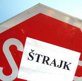 Radnici Kantonalnog javnog preduzeća ''Veterinarska stanica'' d.o.o. Sarajevo, koji su u generalnom štrajku od 27. oktobra, jučer su okupljanjem pred zgradom Vlade Kantona Sarajevo upozorili na teško stanje u preduzeću.