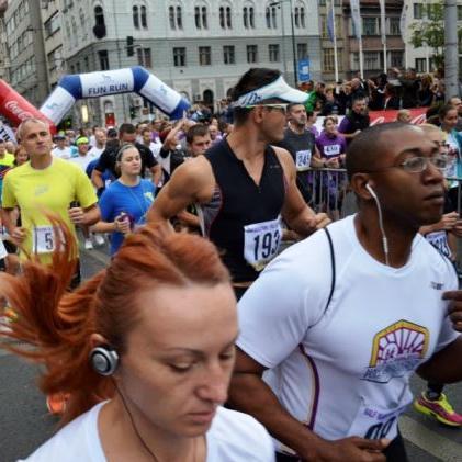Sarajevo polumaraton:Deset godina najpozitivnije priče u gradu