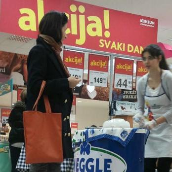 U okviru ovog sajma, svi posjetitelji i kupci mogli su uživati u promocijama i degustirati brojne proizvode koje svakodnevno mogu pronaći u Konzumovim prodavnic