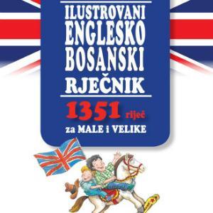 Ilustrovani Englesko-bosanski rječnik