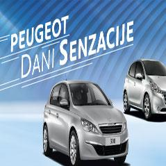 Peugeot DANI SENZACIJA u BiH!