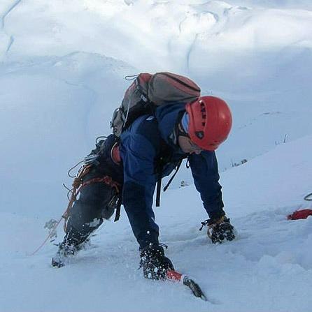 Mahir Mešić, planinar i alpinista iz Jablanice 15 godina niže uspjehe