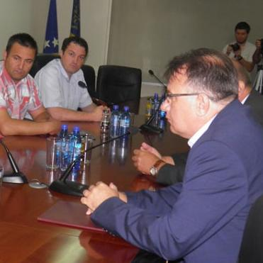 Nikšić u posjeti Tuzlanskom kantonu: Ponudio kredite Razvojne banke