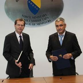 Potpisan Sporazum o redovnom zračnom saobraćaju između Švicarske i BiH