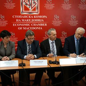 Ozvaničena saradnja privrednih komora regiona u oblasti građevinarstva