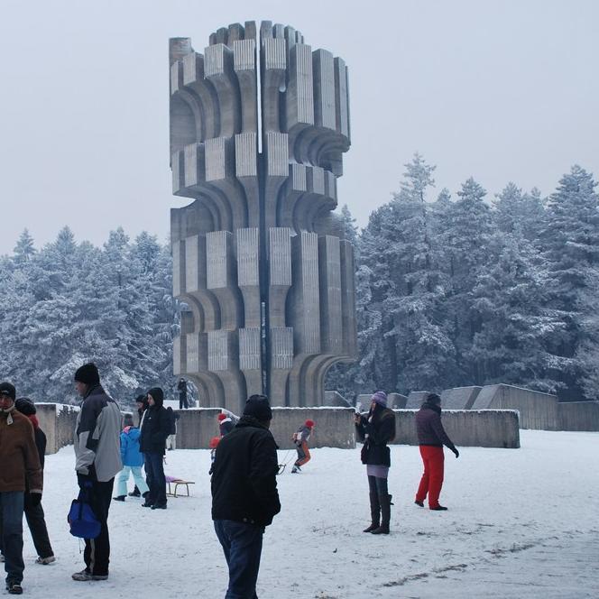 Dani zime na Kozari 1. i 2. februara