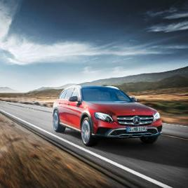 Mercedes E klasa All-Terrain: Robusni karavan za sve terene