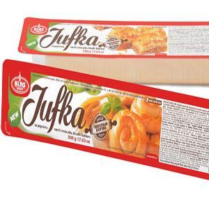 Jufka za pite, štrudle i baklava prema novoj recepturi i u jedinstvenom pakovanju